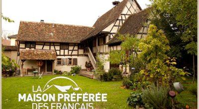 La maison préférée des français à Rangen