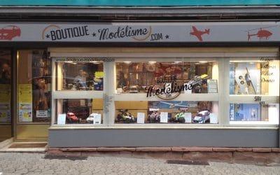 Boutique modelisme à Wasselonne