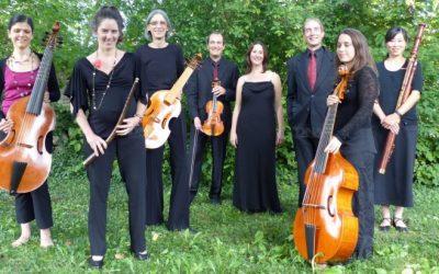 L'ensemble de musique ancienne Dulcis Melodia - vuparici
