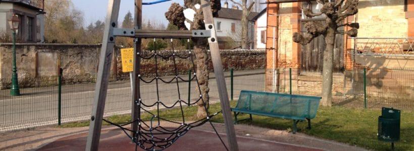 structure de jeux à Wasselonne - Vu par ICI