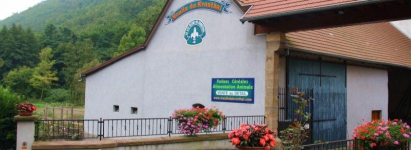 Façade du Moulin du Kronthal - vuparici