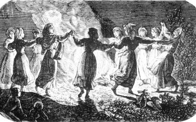Un feu de la St Jean
