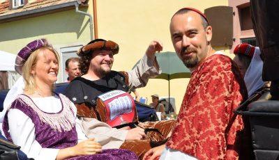 Le Roi Dagobert et Saint Eloi à kirchheim
