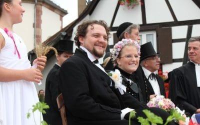 Le mariage de l'ami Fritz à Marlenheim