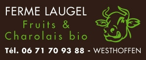 Ferme Laugel à Westhoffen