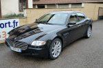 Une Maserati chez K-import à Wasselonne