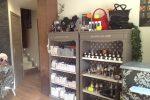 L'espace boutique de l'institut de beauté Quintessence à Westhoffen