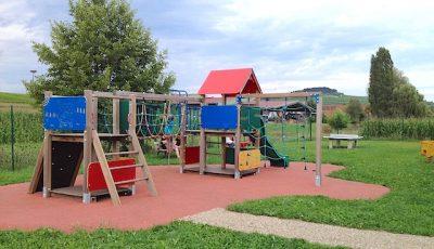 Structure de jeux à Dangolsheim - vuparici