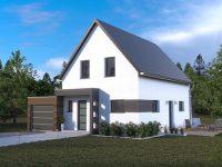 Une construction de Maisons Home Conception à Marlenheim