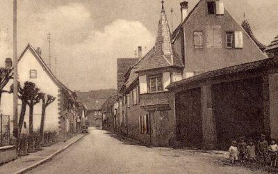oriel rue birris à Westhoffen - vuparici