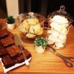 Meringue et Brownie : gourmandises à toutes heures