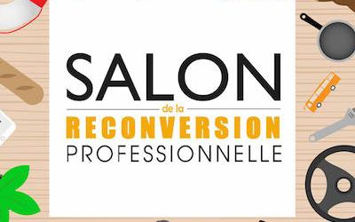 Le salon de la reconversion professionnelle