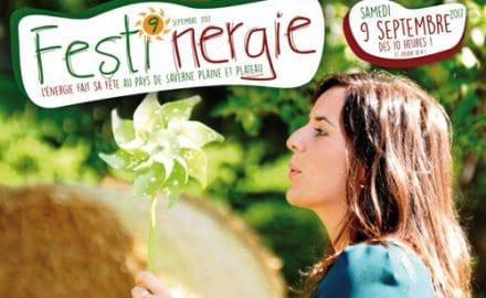 Festi'nergie, Énergie fait sa fête le 9 Septembre 2017 à Marmoutier