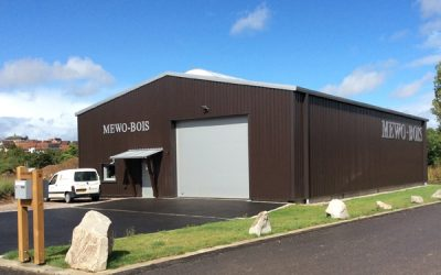 Les nouveaux ateliers de Mewo Bois