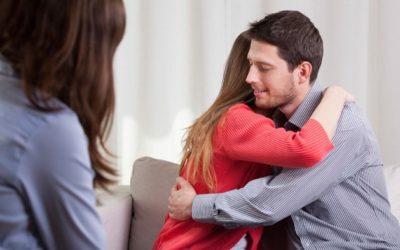 Un couple renoue le dialogue avec une coach